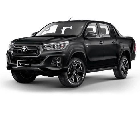 Hilux Rocco (2019-)
