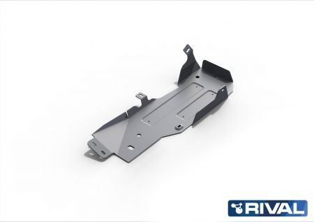 Rival4x4 fuel tank skidplate for Jeep Wrangler JK (only 2 Doors 2,8 Diesel (CRD))