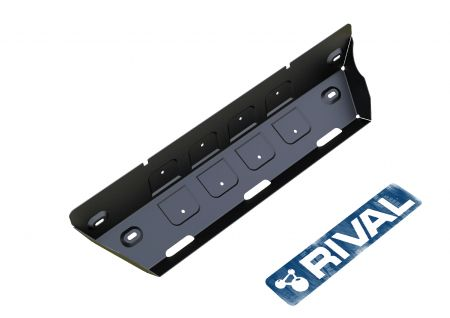 Rival4x4 skidplate 4 pieces kit for Jeep Wrangler JK 2007-2018 (2/4 Doors, 2,8 Diesel (CRD) only)