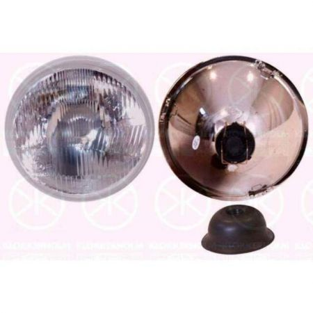 Front round headlight for more types 165 mm