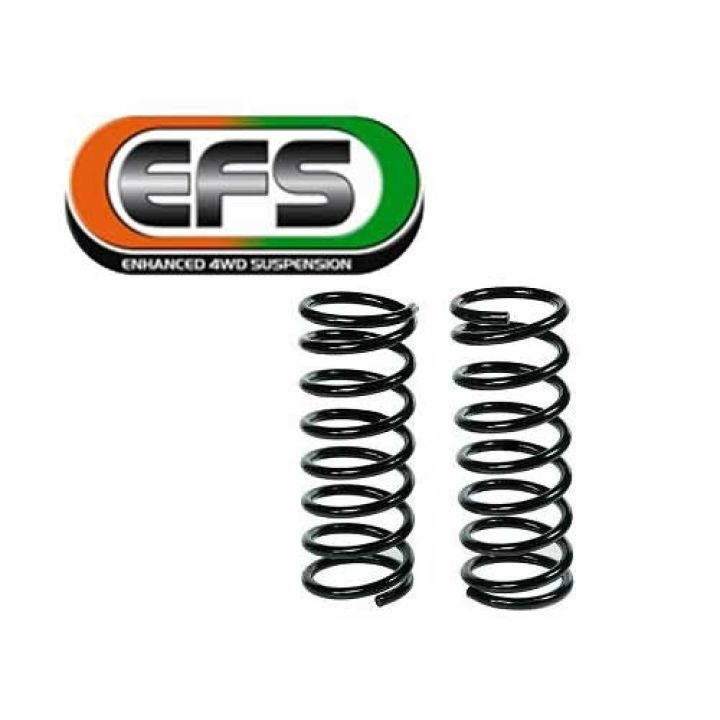 """EFS 2"""" Front Coil Spring for Jeep Grand Cherokee WJ, WG 1999-2005, +50 kg (-)"""