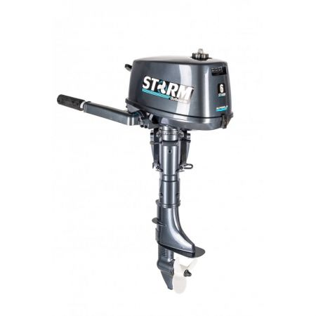 STORM 6 HP 2T 2-STROKE  OUTBOARD ENGINE