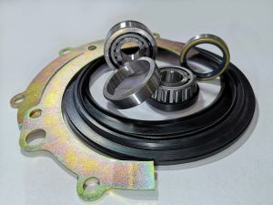 Swivel housing left side kit for Nissan Patrol Y61
