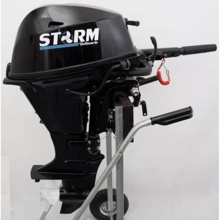 STORM 25HP 4Takt long starter outbord boat engine