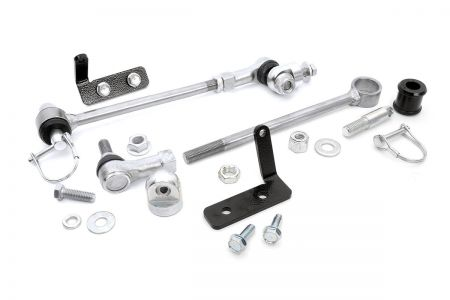 Sway Bar quick disconnects Rough Country - Lift 3
