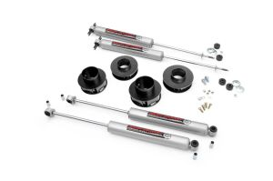 """2"""" Rough Country Lift Kit suspension - Jeep Grand Cherokee WJ WG"""
