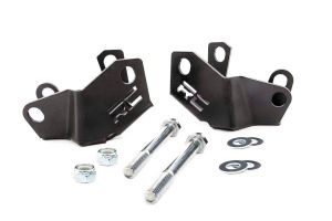 Rough Country Rear Lower Control Arm Skid Plate Kit - Jeep Wrangler JL