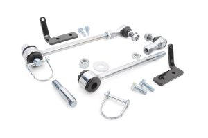 Rough Country Sway Bar quick disconnects - Lift 2,5
