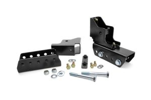 Rough Country Shackle Relocation Kit - Jeep Cherokee XJ