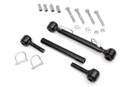 Rough Country Rear Sway Bar quick disconnects Lift 4