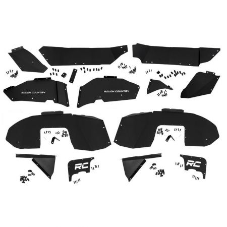 Inner Fenders set front+rear Rough Country - Jeep Wrangler JL