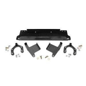 Rough Country Winch Mounting Plate - Jeep Wrangler JK 2007-2018