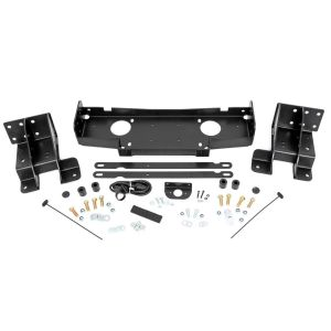 Rough Country Hidden winch Mounting Plate - Jeep Grand Cherokee WK2