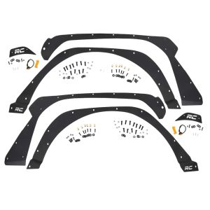 Front And Rear Fender Delete Kit Rough Country - Jeep Wrangler JL