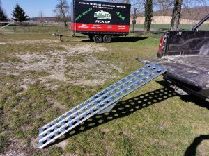 Wild ramp - collapsible