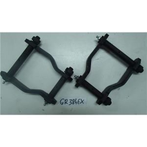 EFS Front Extended Greaseable Shackle Hanger for Toyota Hilux 1983-1997, Toyota 4Runner from 08/1985