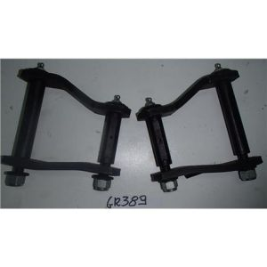 EFS Greaseable Rear Leaf Spring Shackle for Ford Ranger T6 PX1 from 2011, Mazda BT50 from 2011