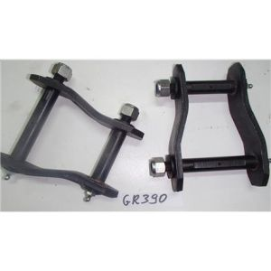 EFS Greaseable Rear Leaf Spring Shackle for Isuzu D-Max from 2012