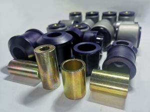 Polyurethane bush kit with metal housing swivel arm bushings Nissan Patrol Y61 3,0