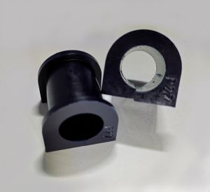 Polyurethane sway bar bushings Fl 25 for Suzuki Jimny