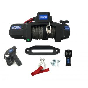 HusarWinch electric winch V 12000 lbs (5443 kg)