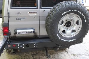 F4x4 expedition bumper compilation Toyota Land Cruiser 70, 71, 73, 74, 76