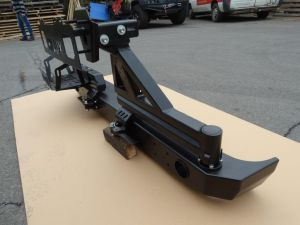 F4x4 spare wheel carrier Toyota Hilux 2008-2011