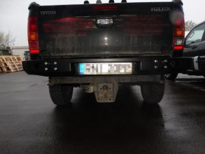 F4x4 Expedition bumper Pack for Toyota Hilux 2008-20