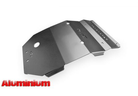 More4x4 engine aluminium skid plate for Toyota Land Cruiser J150 2009-2014
