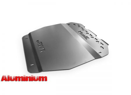 More4x4 engine aluminium skid plate for Suzuki Grand Vitara II