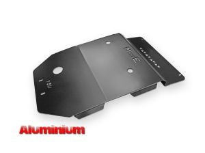 More4x4 engine aluminium skid plate for Toyota Land Cruiser J150 2009-2014 for MorE4x4 bumper