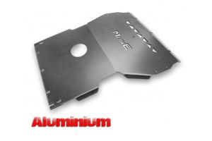 More4x4 engine aluminium skid plate for Toyota Land Cruiser J90 /J95 for MorE4x4 bumper