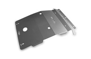 More4x4 steel engine skid plate for Toyota Land Cruiser J120 / J125 for the bumper More4x4