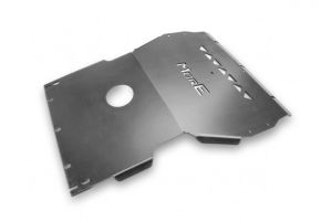 More4x4 steel engine skid plate for Toyota Land Cruiser J90 / J95 1996-2002 for MorE4x4 bumper