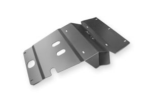 More4x4 steel engine skid plate for Toyota Hilux Vigo 2005-2011 for MorE bumper