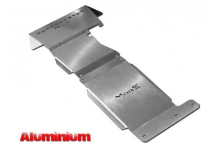 More4x4 2 pieces aluminium skid plate kit for Ford Ranger T6/ T7 2011=>
