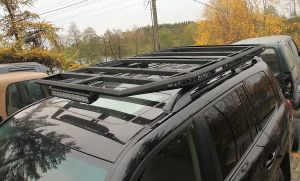 More4x4 Offroad roof rack Toyota Land Cruiser J200 2007=>
