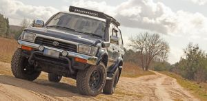 More4x4 Offroad roof rack Toyota 4Runner 1990-1995
