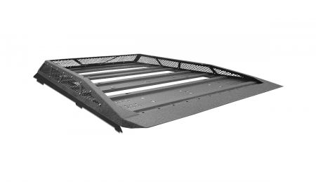 More4x4 Roof rack with rails and basket Toyota Land Cruiser J120 2002-2009