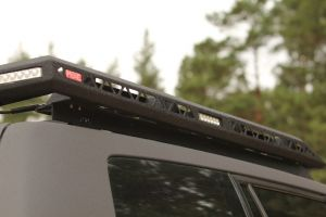 More 4x4 Roof rack platform mount for Toyota Land Cruiser J120 without railings
