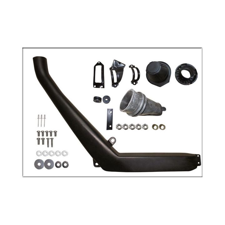 Snorkel for Toyota Land Cruiser 71, 73, 75, 78, 79 01/1985-03/2007 right side (-)