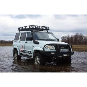 Snorkel for UAZ Patriot 2.7L