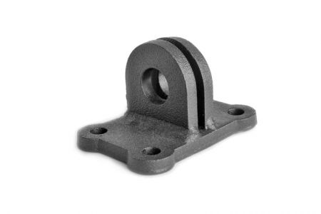 Shakle holder for More4x4 bumpers